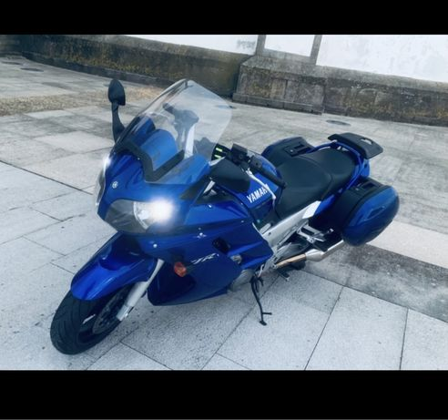 Yamaha fjr1300 igual a nova