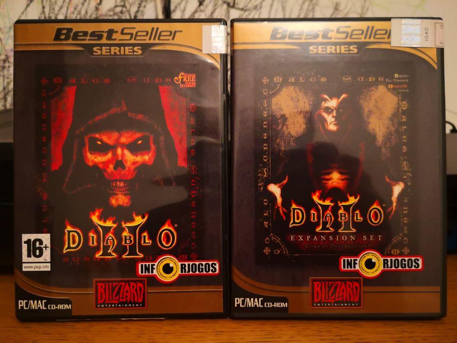 Diablo II para PC Cristelos, Boim E Ordem - imagem 1