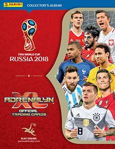 Seria kart FIFA World Cup 2018 Russia