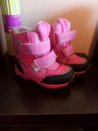 Термо чобітки утеплені