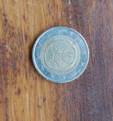 Moeda 2 euros - França (2009)