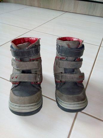 buty chłopięce zimowe rozmiar 20