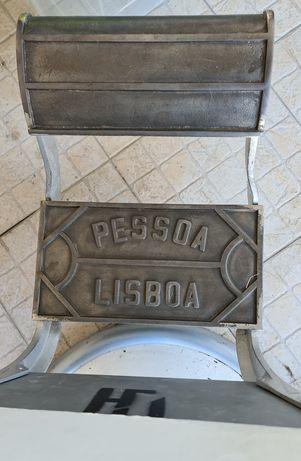 Cadeira Barbeiro Pessoa Lisboa