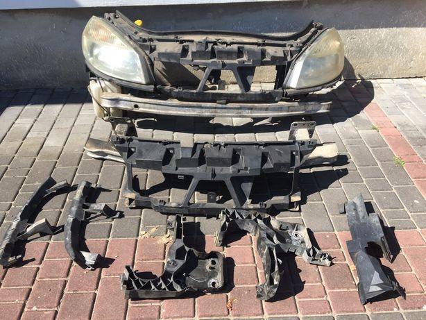 Renault scenic 2 megane 2 бампер усилитель окуляр фара крило фонар