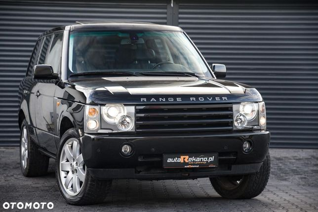 Land Rover Range Rover 4.4v8 286km#Full Opcja#Gwarancja