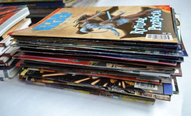 Gwiezdne Wojny Star Wars Dużo komiksów na sztuki możliwość wysyłki
