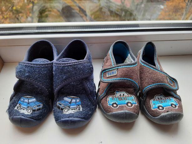 Две пары детской обуви 21 размер