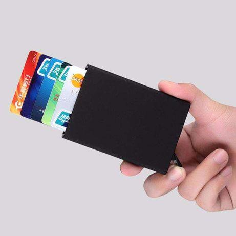 Carteira cartões
