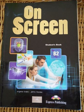 On Screen B2- Livro de lingua inglesa
