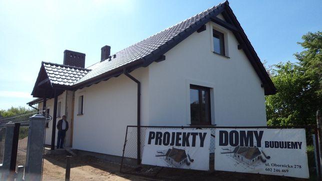 Budowy Domu od 1480zł/m2 Poznań i okolice