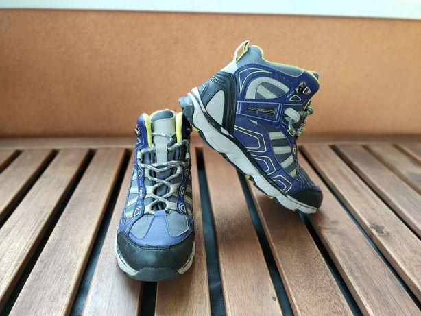 Buty trekkingowe wodoodporne, rozmiar 37
