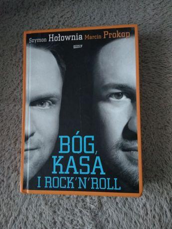 Bóg, kasa i Rock'n'Roll - Szymon Hołownia, Marcin Prokop - książka