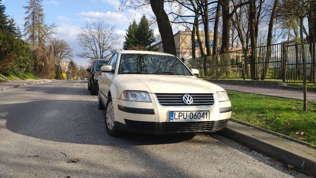 Volkswagen Passat B5 1.9 TDI 2001r