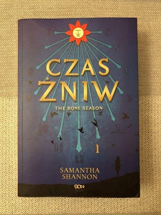 """""""Czas żniw"""" Samantha Shannon / fantastyka Gdańsk - image 1"""