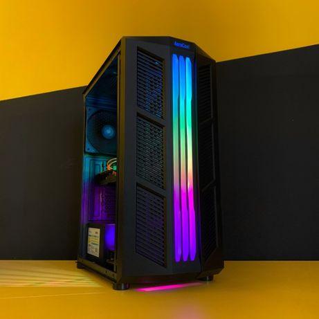 Ігровий комп'ютер i3-10100F,16GB,SSD120,500GB,GTX 1080 8GB Игровой ПК