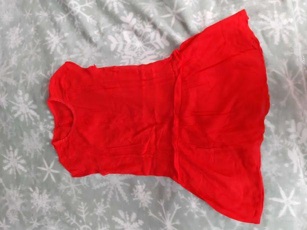Sukienka dziewczeca jean bourget r.110