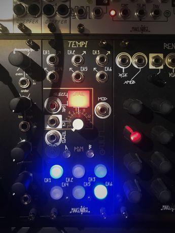 Make Noise Tempi - Eurorack Modular Clock