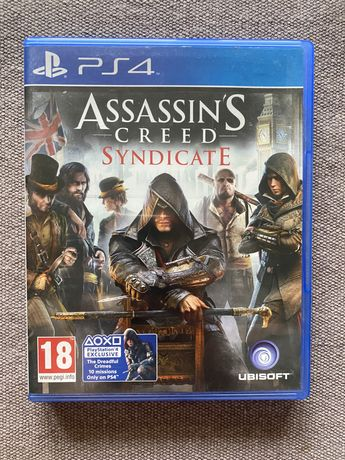 Assassin's Creed Syndicate PS4 PL