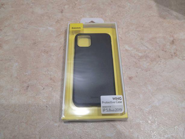 Супер тонкий матовый чехол Baseus PP на iPhone 11 11 Pro Max