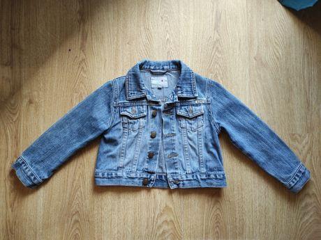 Kurteczka jeansowa h&m 104