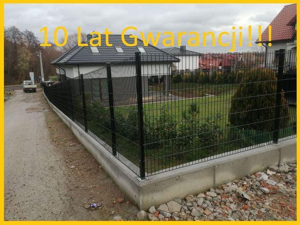 Ogrodzenie panelowe 44 zł/mb Ogrodzenia sprzedaż ! 10 lat gwarancji !
