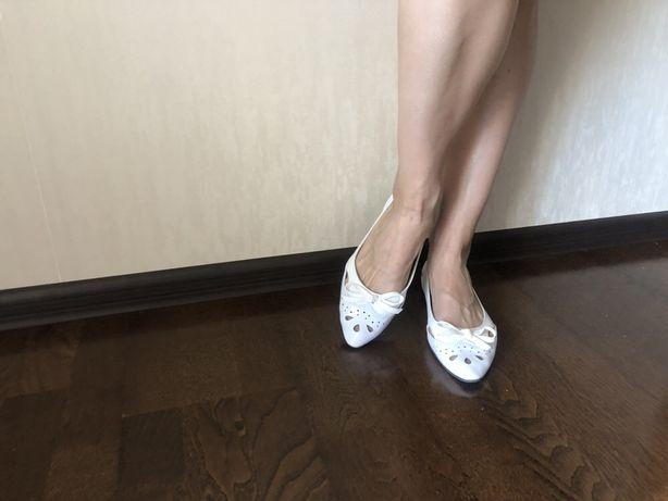 туфли на лето и весну
