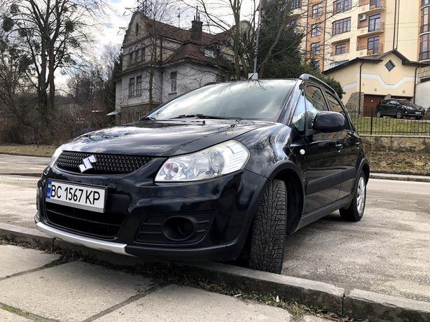 Suzuki sx4 2013 2wd терміново
