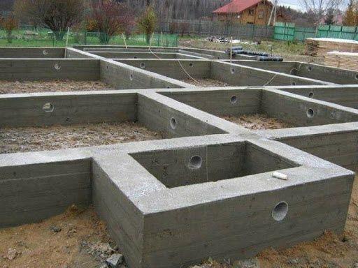 Демонтаж, бетонные работы