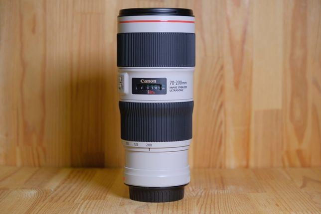 Canon EF 70-200mm f/4L IS II USM Lens/ Без предоплат
