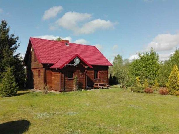 Dom z Bala nad jeziorem