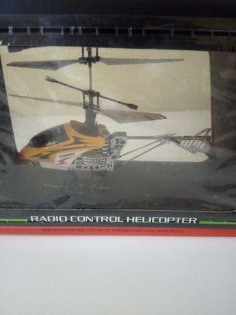 Helicóptero para peças