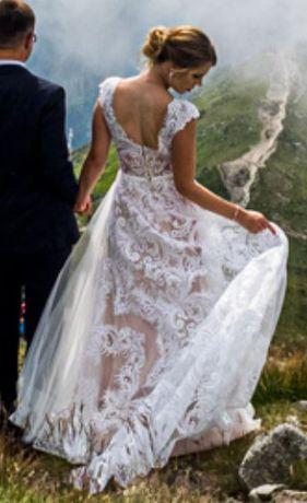 suknia ślubna 2020 Kaledonia Meis