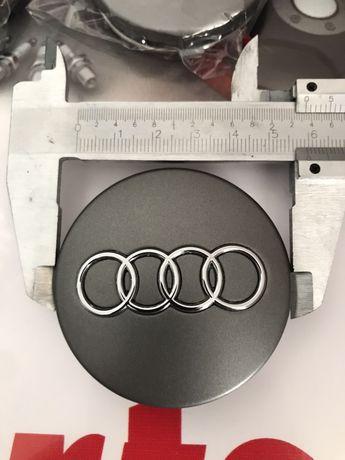 Centros jantes Audi 58mm