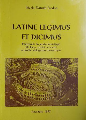 Książka do Łaciny - latina legimu
