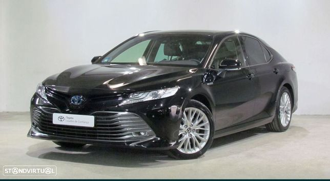 Toyota Camry 2.5 Hybrid Limousine 2020