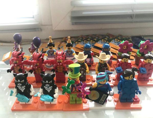 Lego Minifigures Лего Мініфігурки