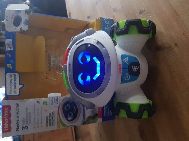 Robot Fisher Price Film Mistrz Zabawy
