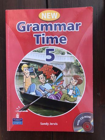Підручник з англійської мови Grammar Time 5 Sandy Jervis