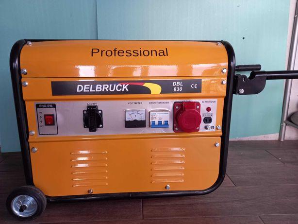 Agregat Generator Prądotwórczy DELBRUCK
