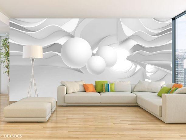 Fototapety 3D na ścianę do salonu, sypialni lub kuchni - sprawdź teraz