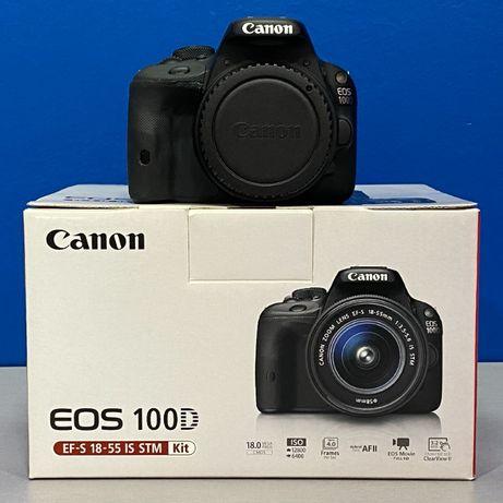 Canon EOS 100D (Corpo) - 18MP