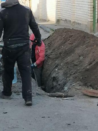 Замена наружных сетей водопровода и канализации