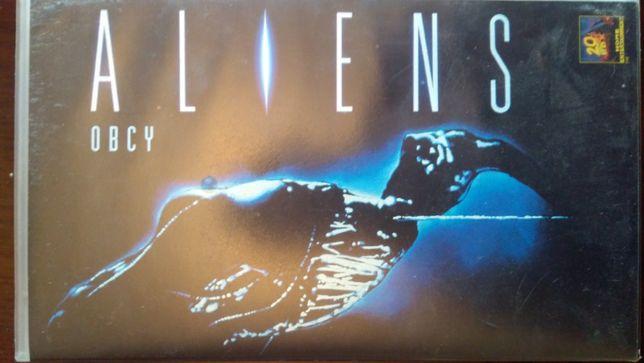 Aliens, Obcy - kaseta VHS