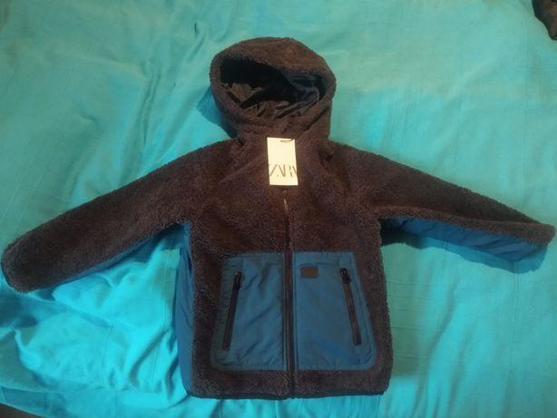 Zara kurtka roz.128