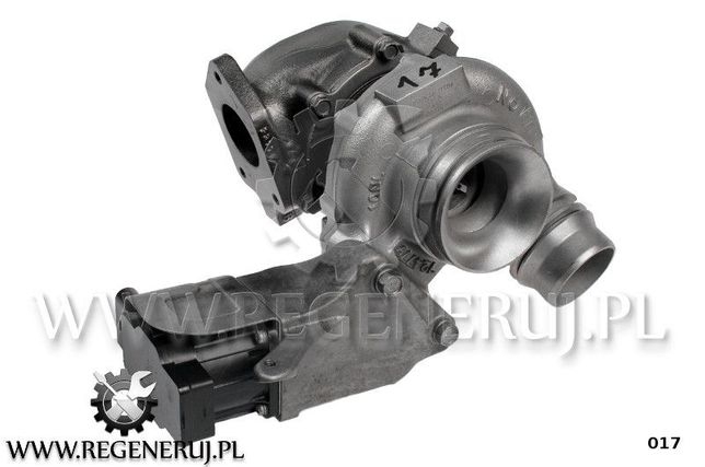 Turbosprężarka Bmw 49135 3 E92 E93 320 d xd 163 177KM 184KM N47 D20 C