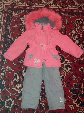 Продам детский комбинезон + куртка КИКО