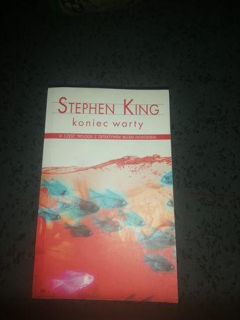 Stephan King koniec warty książka