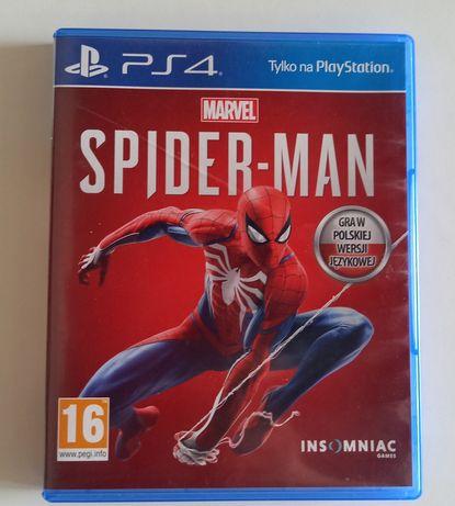 Gra Spider-Man Ps4 PlayStation 4
