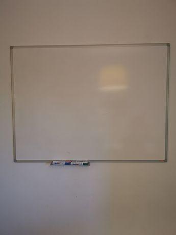 Quadro branco de escrever 120x90
