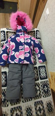 Детский комплект верхней одежды+подарок